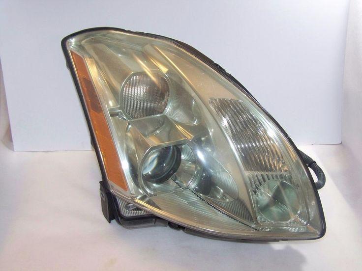 2004-2006 Nissan Maxima HID Xenon Headlight Assembly RH Right Passenger #Nissan