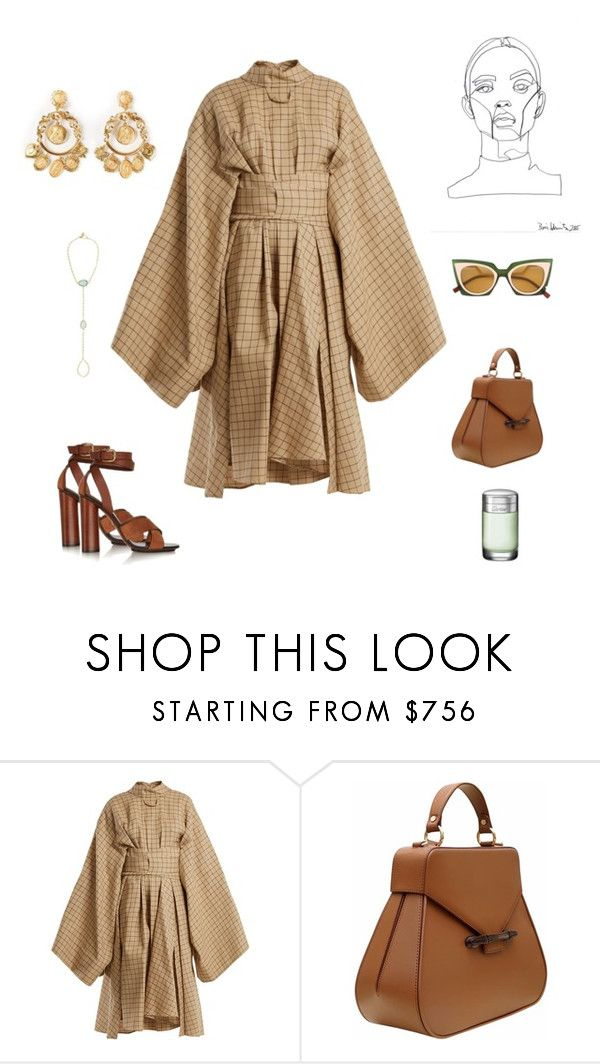"""""""Man Down"""" by futuraocculto ❤ liked on Polyvore featuring A.W.A.K.E., Gucci, Aevha London, Fendi, Dolce&Gabbana and vintage"""