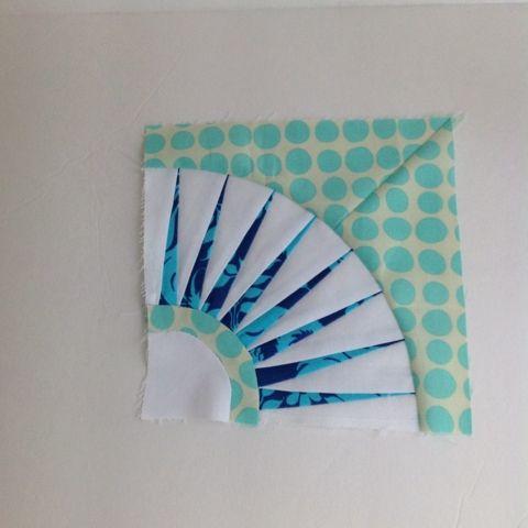 New York beauty tutorial free paper piecing quilt tutorial Several paper piecing stars/compass