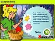 Bibi Blocksberg si frunzele