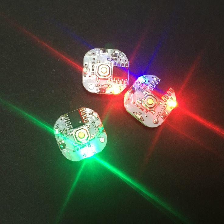 snowshine3 #4503  LED Chip For Tri-Spinner Hand Spinner EDC Fidget Toy  free shipping #Affiliate