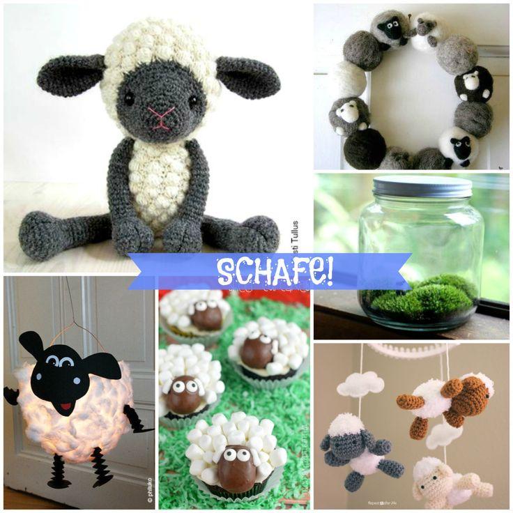 Schafe selber machen