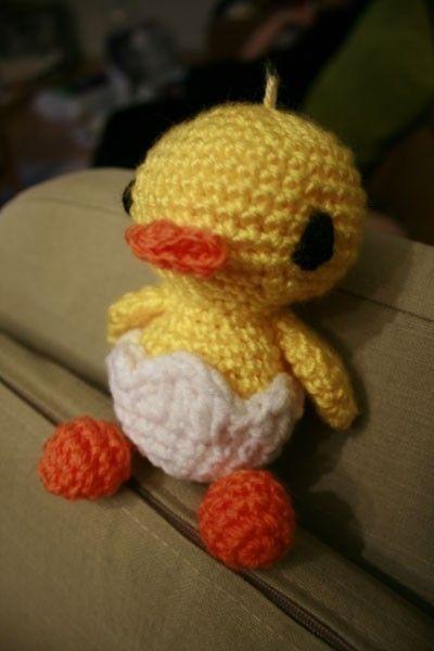 Amigurumi Hatching Easter Chicks : 95 best images about Amigurumi on Pinterest