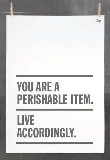 Live accordingly.Words Of Wisdom, Remember This, Food For Thoughts, Quote, Living Accord, Balance Life, Perishable Items, Real Food, True Stories