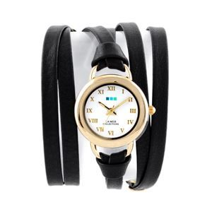 LA MER COLLECTIONS(ラ・メール コレクションズ) LMSATURN005 腕時計 - 拡大画像  #レディース時計 #レディース時計プレゼント #レディース時計人気20代 #レディース財布 #レディース時計ブランド #レディース時計人気