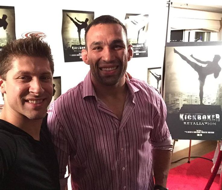 M.A.A.C. – KICKBOXER: RETALIATION Starring ALAIN MOUSSI Officially Announced