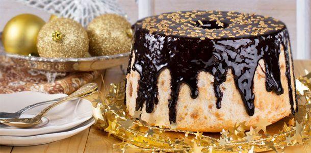 Angel Food de Turrón (el Angel Food más navideño) - My Karamelli