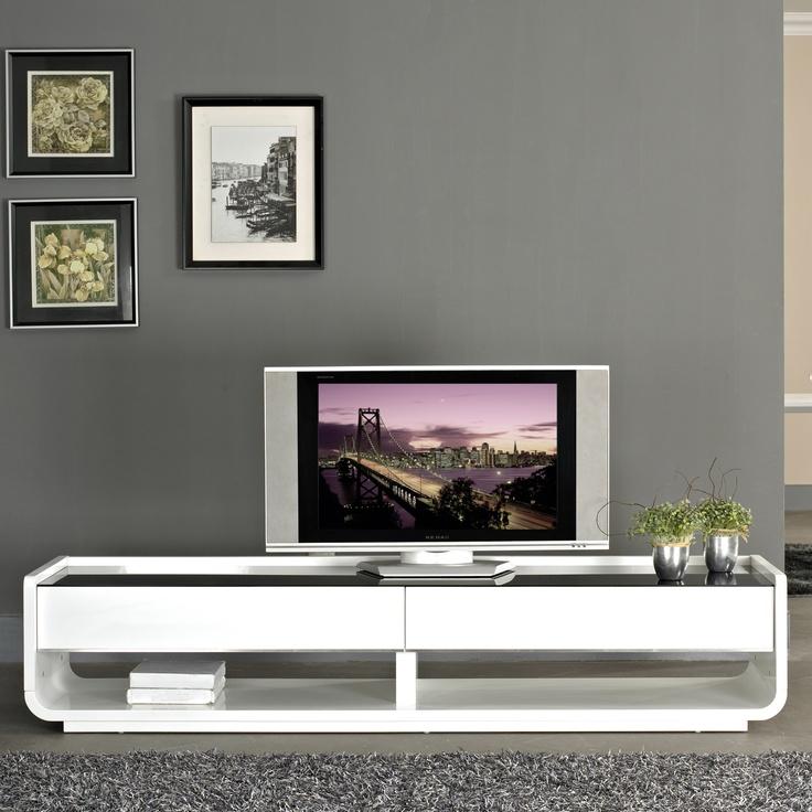 New Small White Tv Cabinet