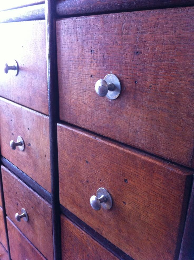 40 drawers.....