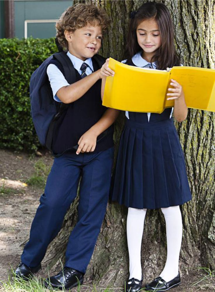 School Uniforms | school portraits | Pinterest