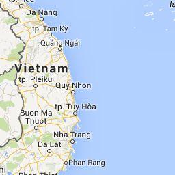 Mapa turístico de Vietnam : Plano de Vietnam