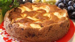 Фото к рецепту: Особенный Яблочный пирог. Попробуйте если еще не пробовали!