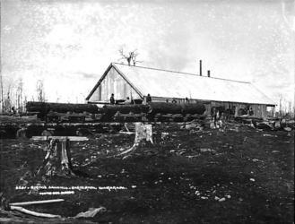 C.013219 Booth's Sawmill, Carterton, Wairarapa