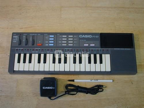 Mi órgano Casio!!!