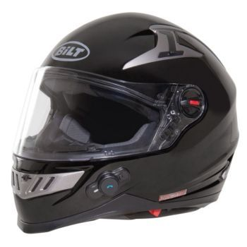BILT - Techno Bluetooth Full-Face Motorcycle Helmet - Bluetooth - Motorcycle Helmets - Street - CycleGear - Cycle Gear