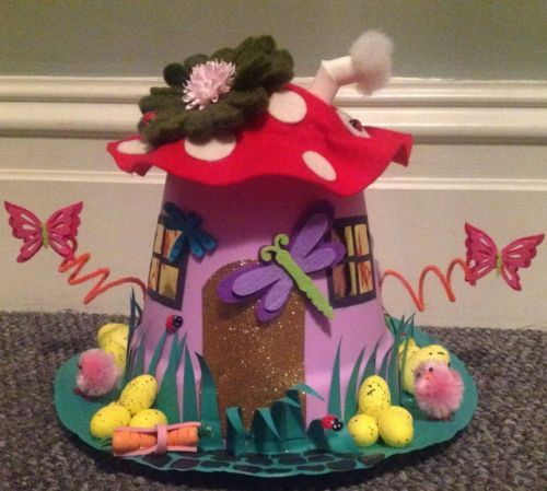 Easter Bonnet — (500x449)