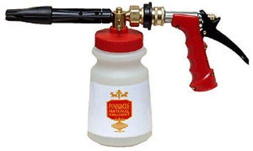 Pinnacle Quart Foamaster Foam Gun Free Bonus Hand Car Wash Tool Garden Hose | eBay