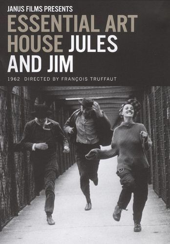 Essential Art House: Jules and Jim [DVD] [1962]