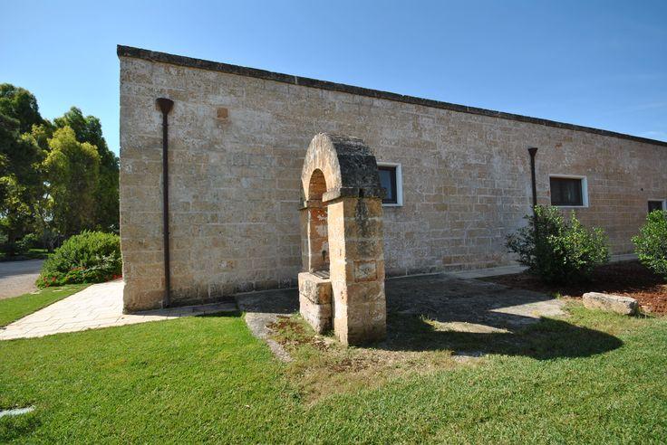 The old well - L'antico pozzo #pozzo #masseriacordadilana #masseria http://masseriacordadilana.it/