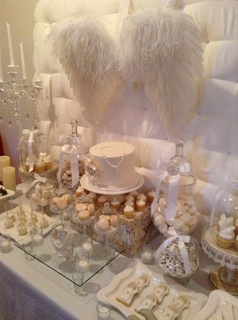 We Heart Parties: Party Information - Alexandra's First Communion