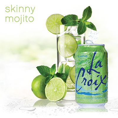 A skinny mojito mocktail offers a taste of the islands without the alcohol - try this drink recipe and others