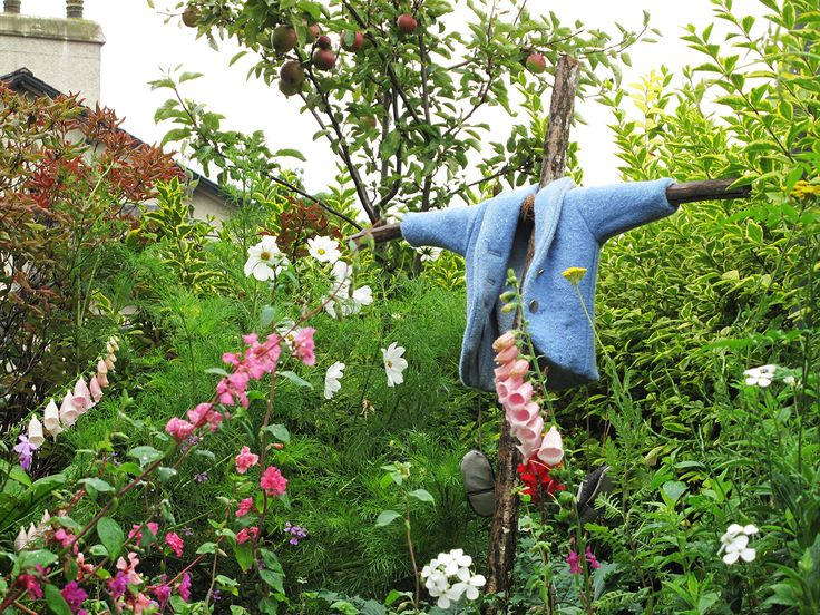 Peter Rabbit, Outdoor Garden, Lake District, 2011