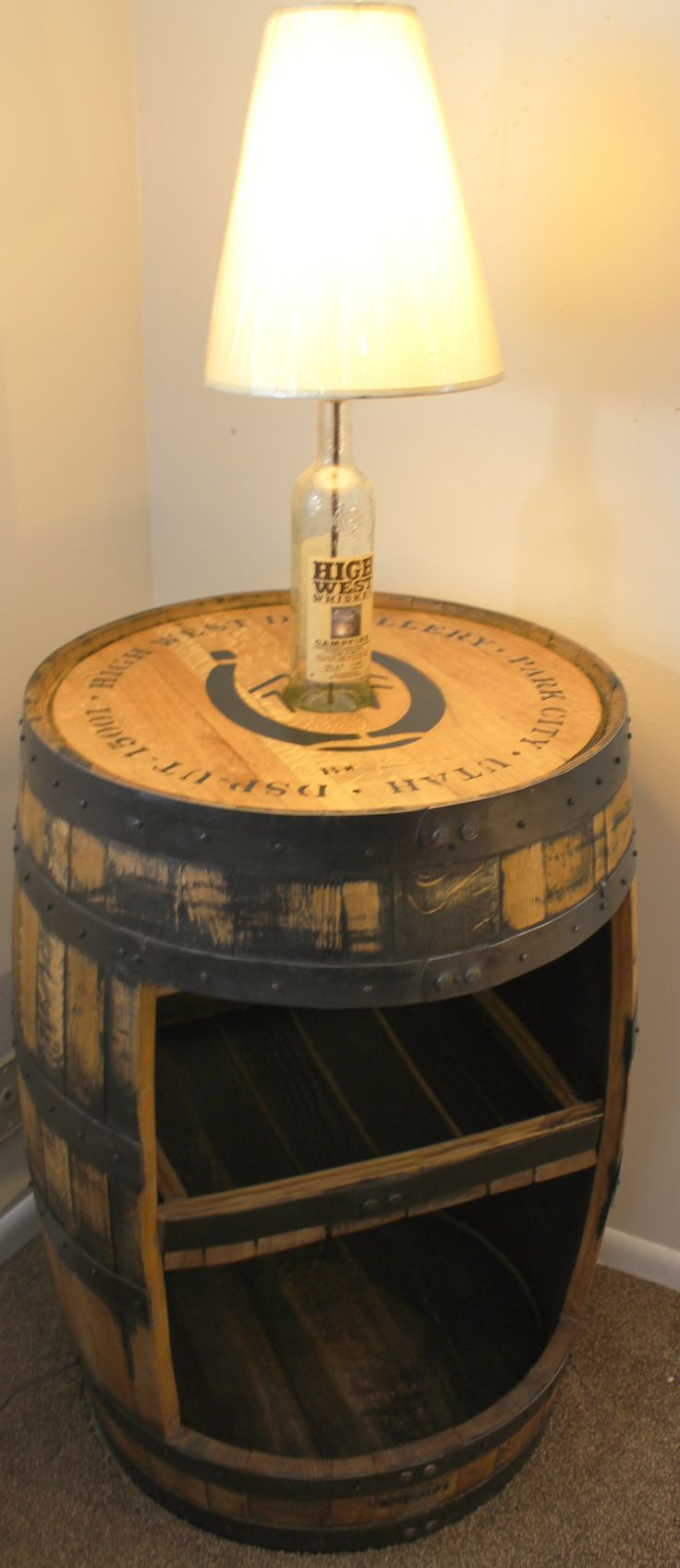 1000 images about whiskey barrel furniture on pinterest. Black Bedroom Furniture Sets. Home Design Ideas