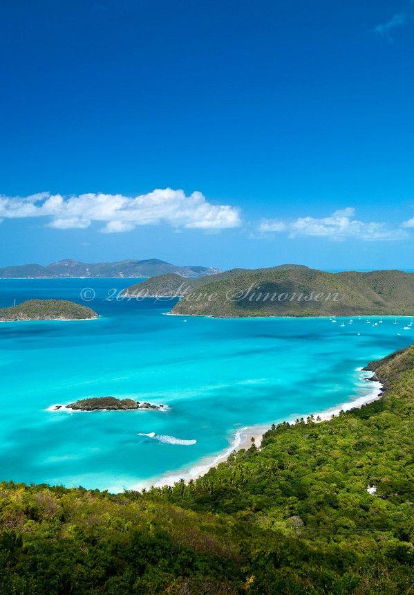 Cinnamon Bay - St. John, US Virgin Islands seriously....heaven on earth. Having withdrawals