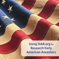 Did you know that the DAR library has over 40,000 family history resources and genealogies? That's just some of the valuable information in their library collection, and you don't have to be a member of the National Society of the Daughters of the American Revolution to benefit from it!