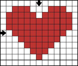 counted cross stitch small patterns for small frames.