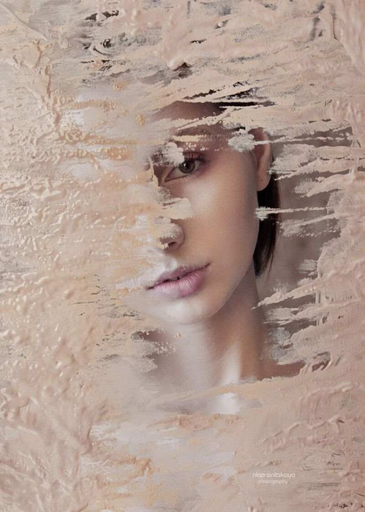 Beautiful and Dreamlike Portrait Photography by Nina Sinitskaya #inspiration #photography