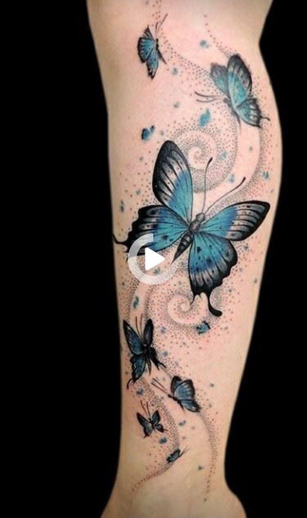 Schmetterling Tattoo Bedeutung Schon Und Sinnvoll