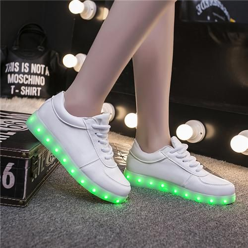 Unisex Casual Led Sneakers For Kids
