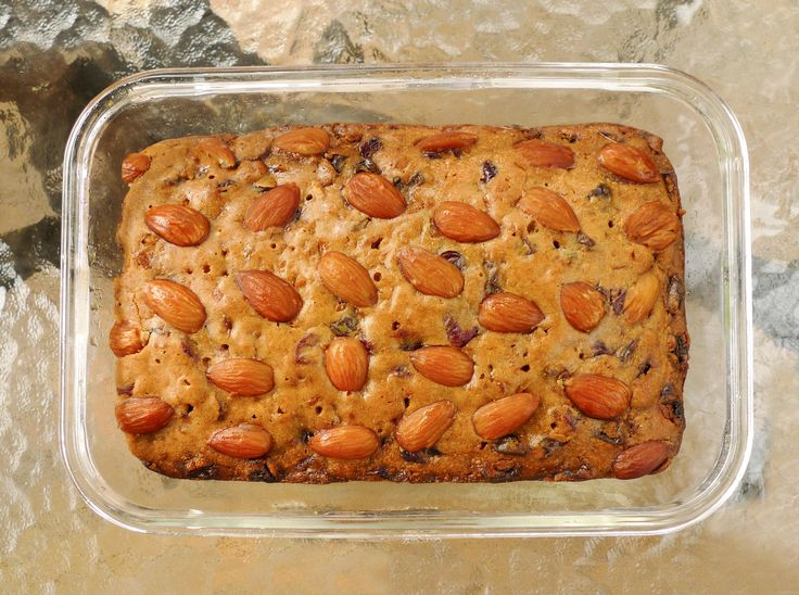 2014-03-16 - Dundee Cake with Cointreau