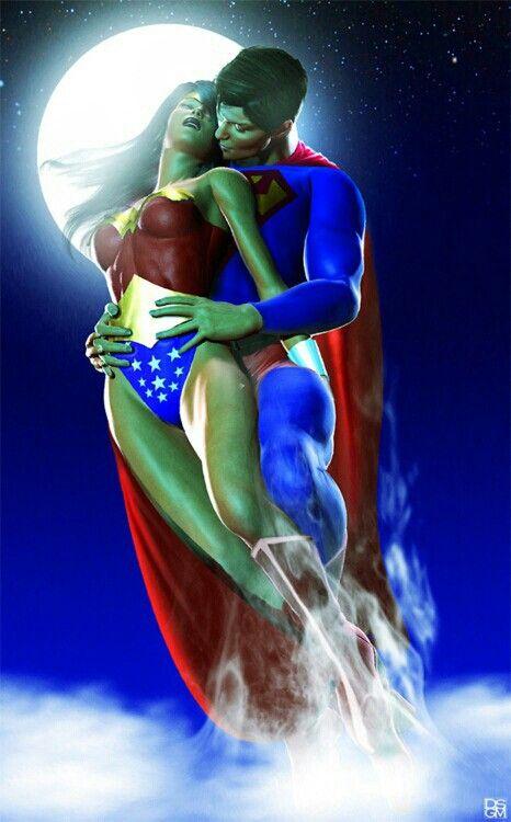 Power Couple Comic Art Pinterest