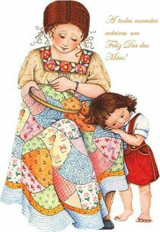 Рукоделие с мамой картинки
