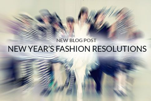 It's a new year and that may mean a new wardrobe for many of us. We have all fallen into fashion ruts at some point in time this year, so why not make some fashion resolutions for 2016?  One of the most interesting things to observe about my closet is how often it reflected the challenges and victories of my life this past year. Because of some stressful times I encountered, I noticed how I began to opt out for a fuss free look. During times.... see more http://yurn.it/s/1a7