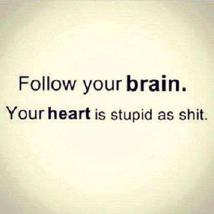 Your brain....
