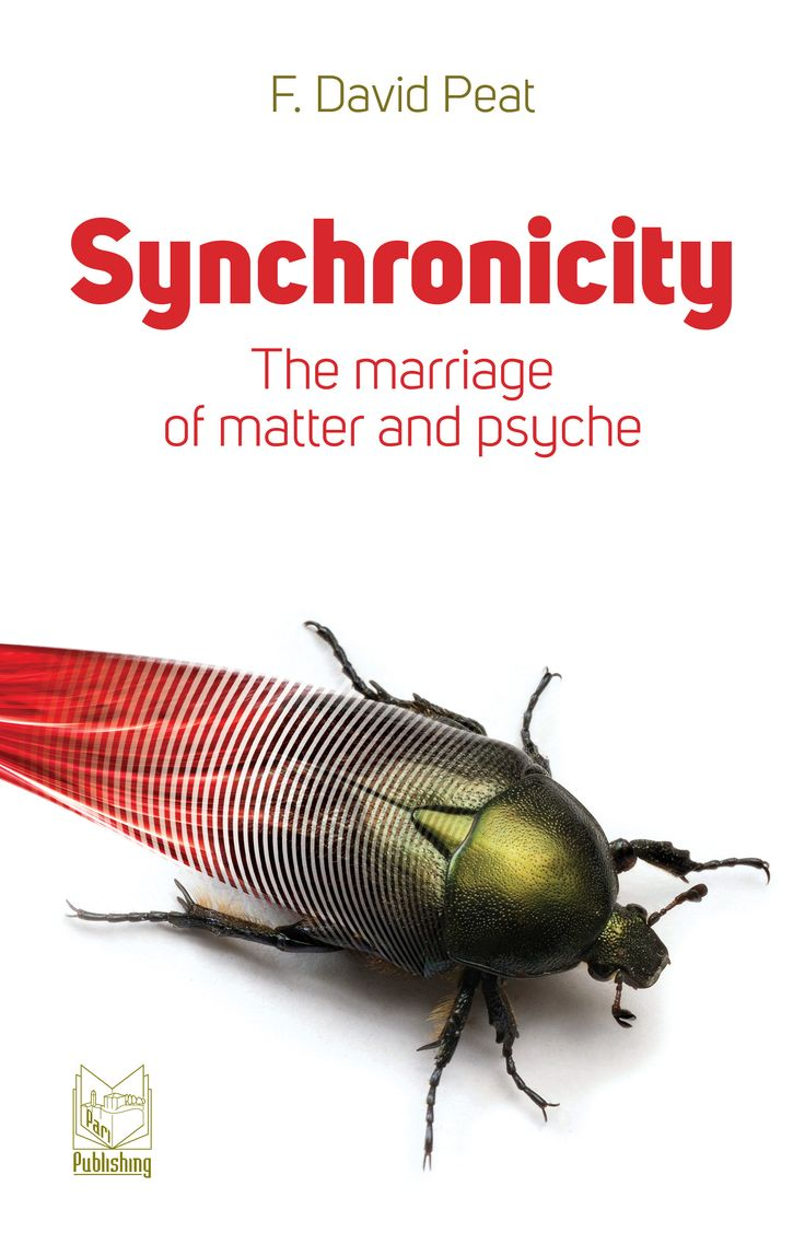 Synchronicity is a concept, first explored by psychiatrist C.G. Jung, which holds that events are 'meaningful coincidences' if they occur with no causal relationships, yet seem to be meaningfully related. F. David Peat's latest book Synchronicity: The Marriage of Matter and Psyche explores Carl Jung's notion of the life-transforming nature of synchronicities.