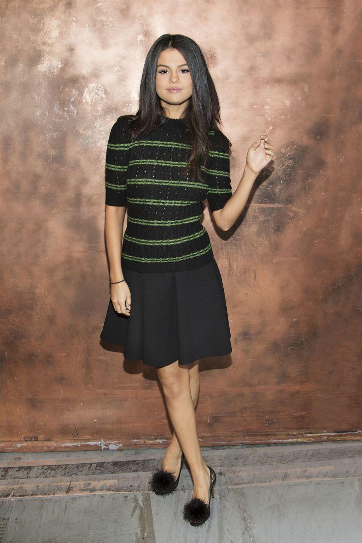 Selena Gomez Just Wore a Super Revealing Jumpsuit Without a Bra - HarpersBAZAAR.com