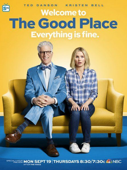 The Good Place-looking forward to this...