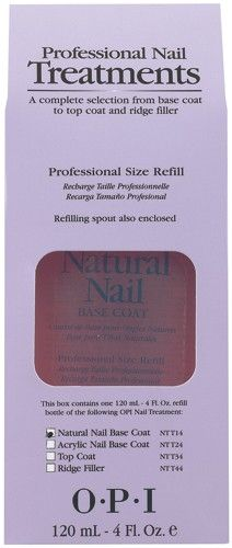 OPI Natural Nail Base Coat - lac baza unghii naturale 120ml