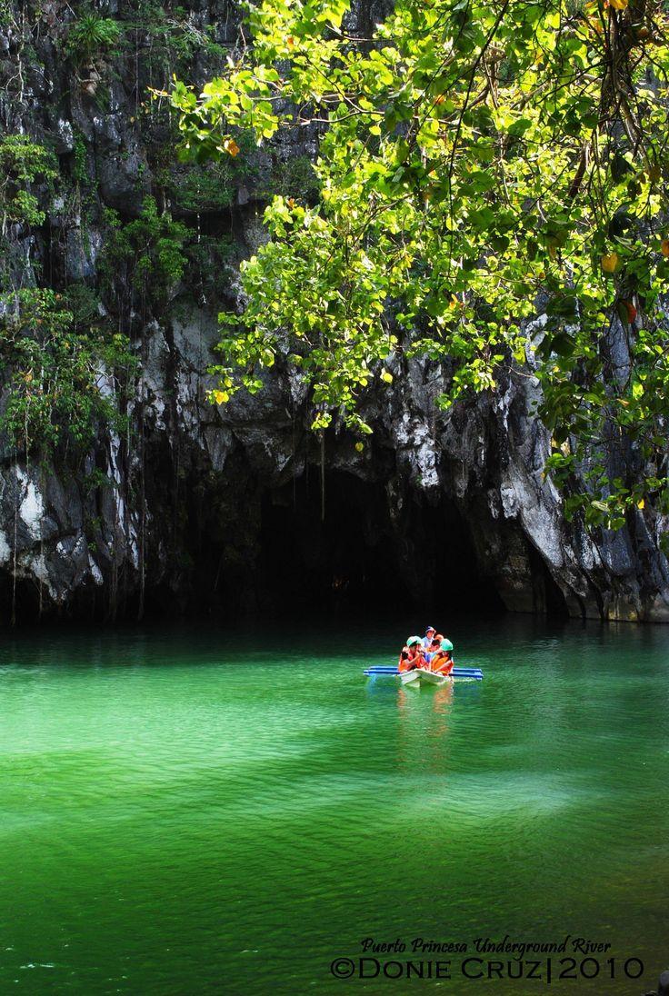 Parc national de la rivière souterraine de Puerto Princesa