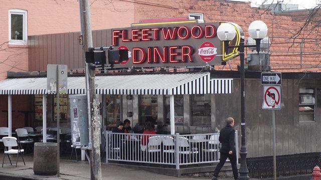 Fleetwood Diner, Ann Arbor.
