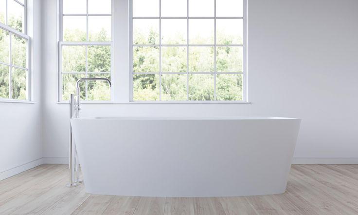 Copenhagen Bath - Göteborg bathtub