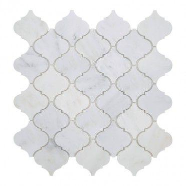 Mozaika Colours Orient 30,5 x 30,8 cm biała