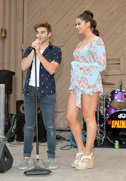 Kira Kosarin And Jack Griffo