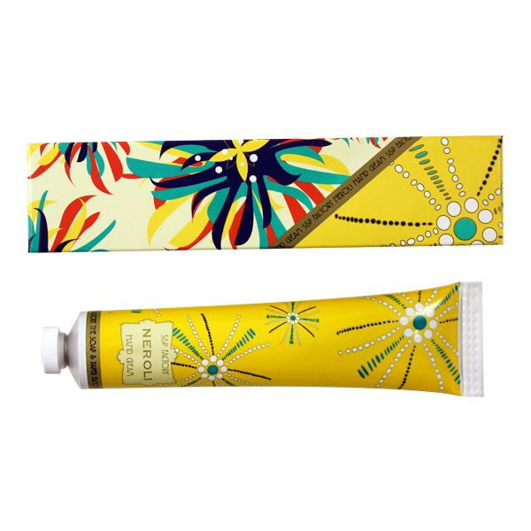 Neroli Hand Cream by SOAP + PAPER FACTORY