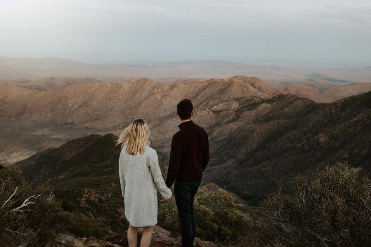 Mount Laguna Engagement : Kristen & Torin   Corinn…