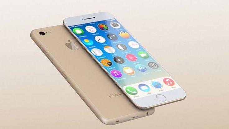 El iPhone 7 tendrá doble cámara y el conector del iPad - http://www.actualidadgadget.com/iphone-7-tendra-doble-camara-conector-del-ipad/